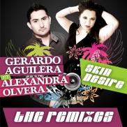 gerardo aguilera - skin desire remix pack (2000)